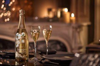 paris champagne perrier-jouet