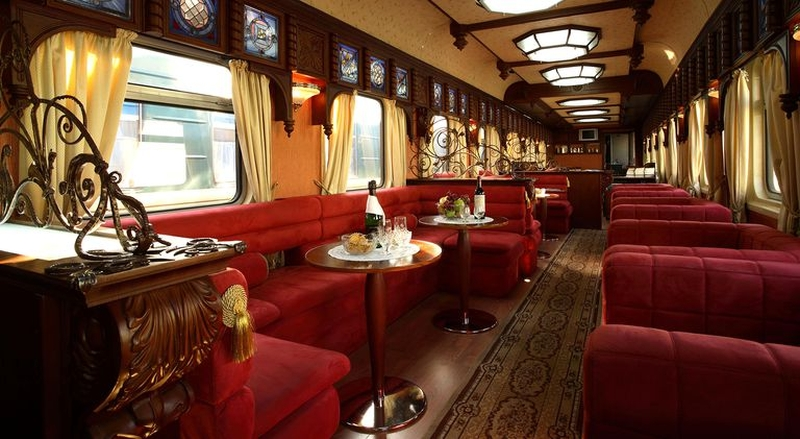 golden eagle luxury train