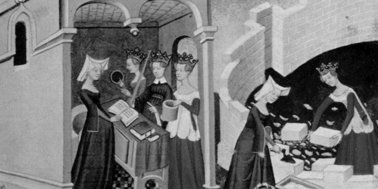 Christine de Pizan - La Cité des Dames