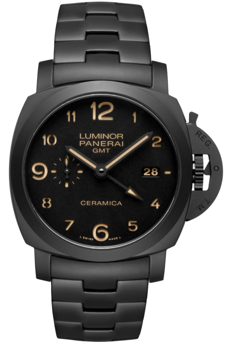 panerai traits