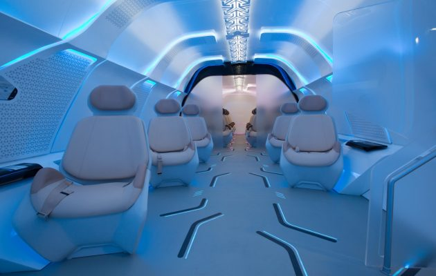 dreamworks dubai hyperloop