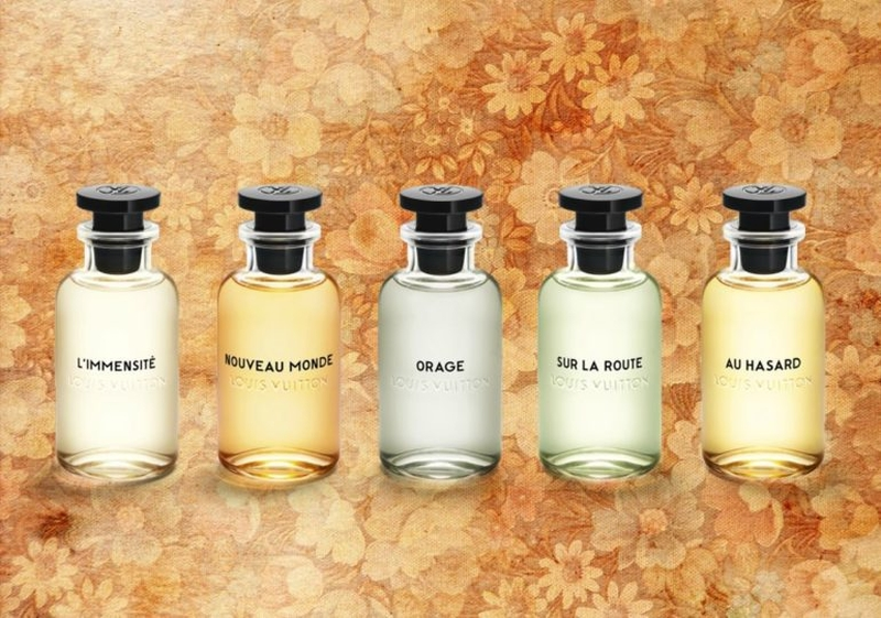 Louis Vuitton Fragrances