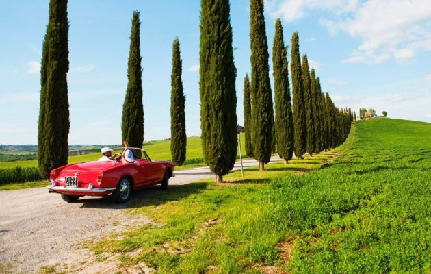Italy Summer Road Trip