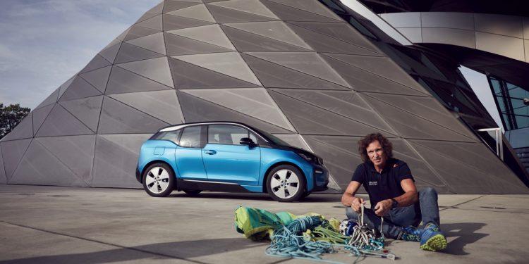 BMW i3 Groenlanda