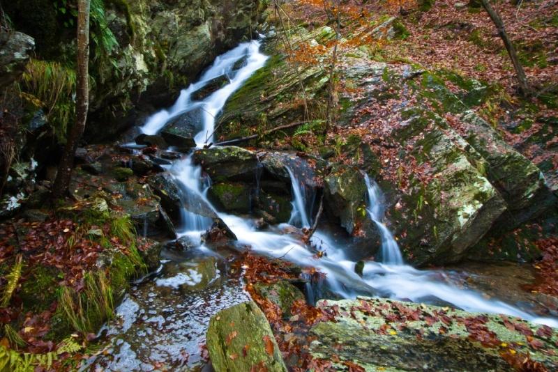Versilia Waterfall