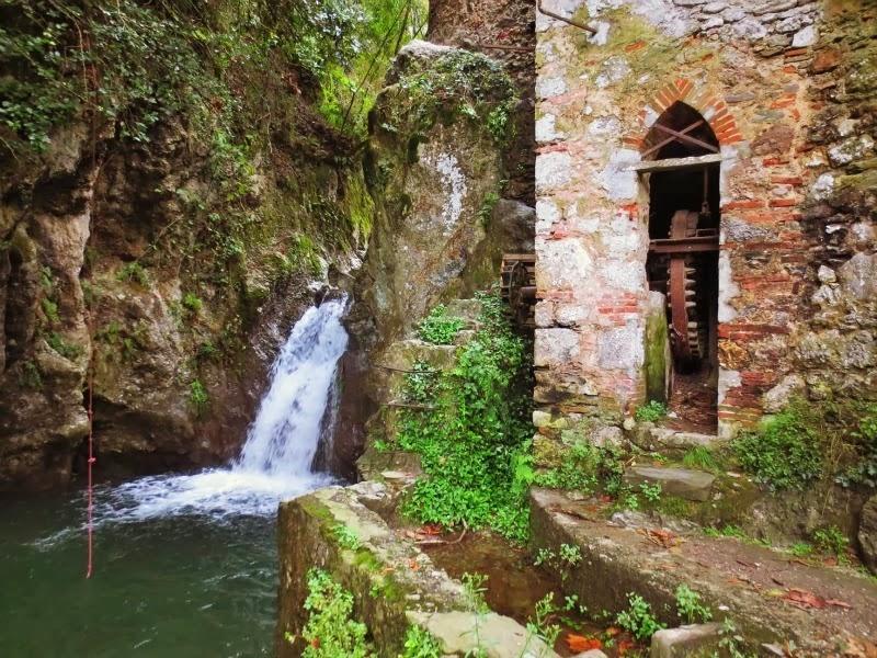 Candalla waterfall
