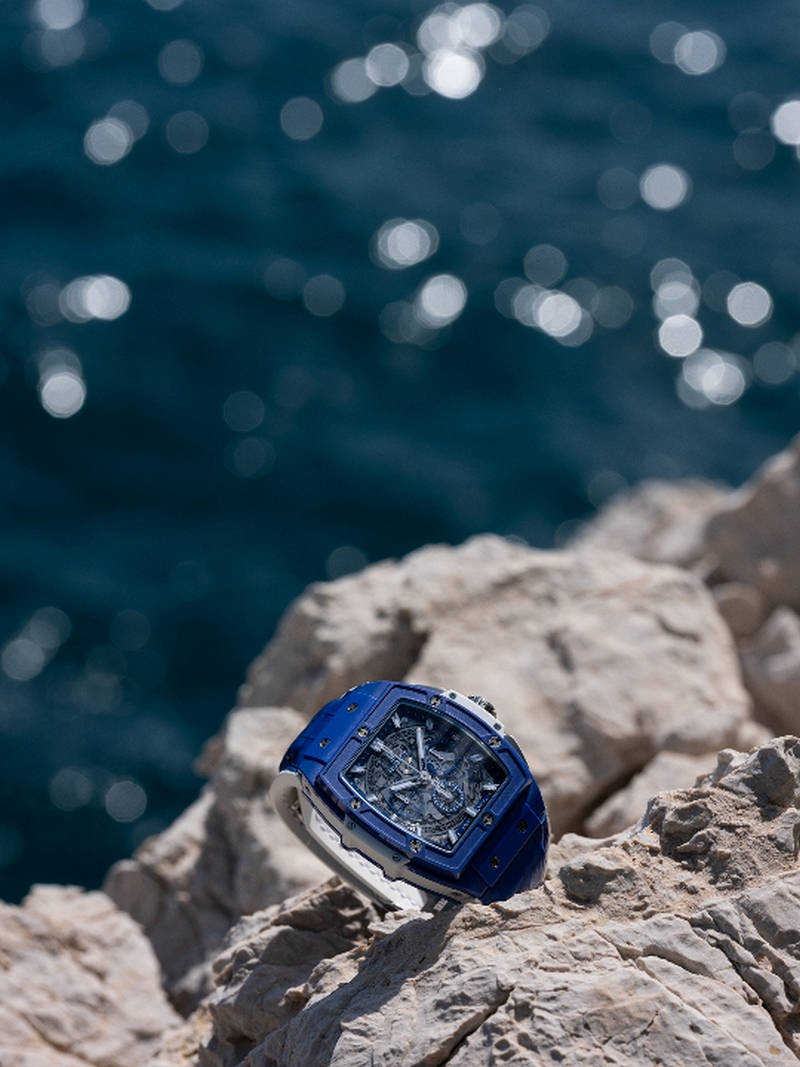 Hublot - Spirit of Big Bang Blue