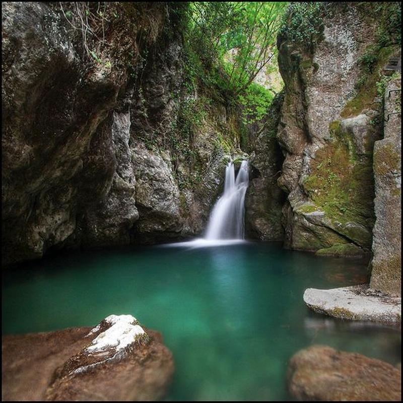 Casoli Waterfall