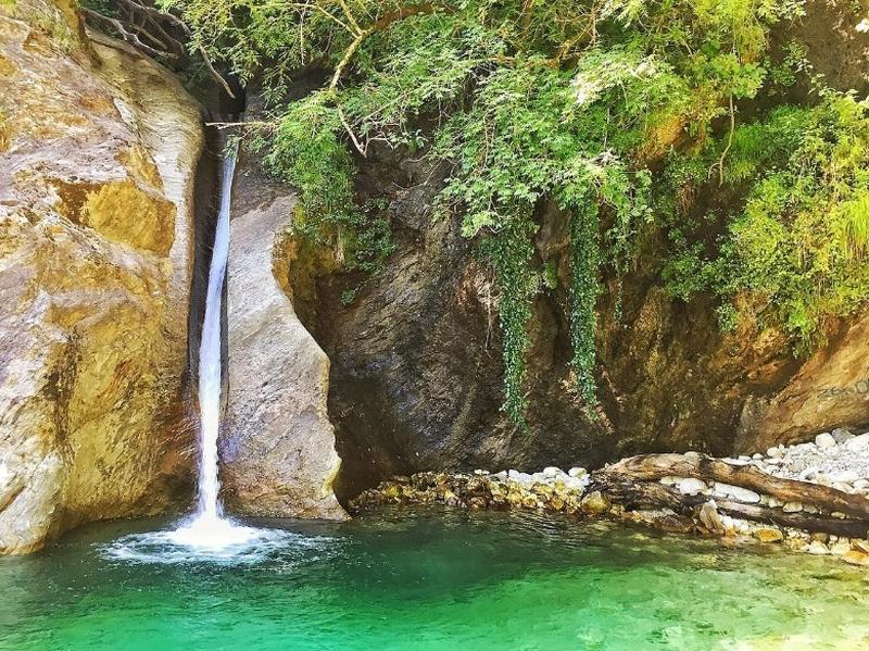 Malbacco Waterfall
