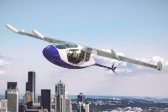 Rolls-Royce Aerial Taxi Concept