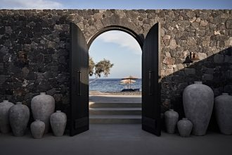 Istoria Santorini