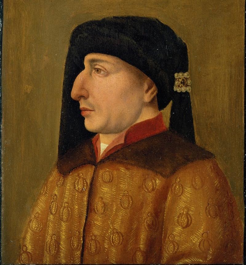 Filip Bold - Duke of Burgundy