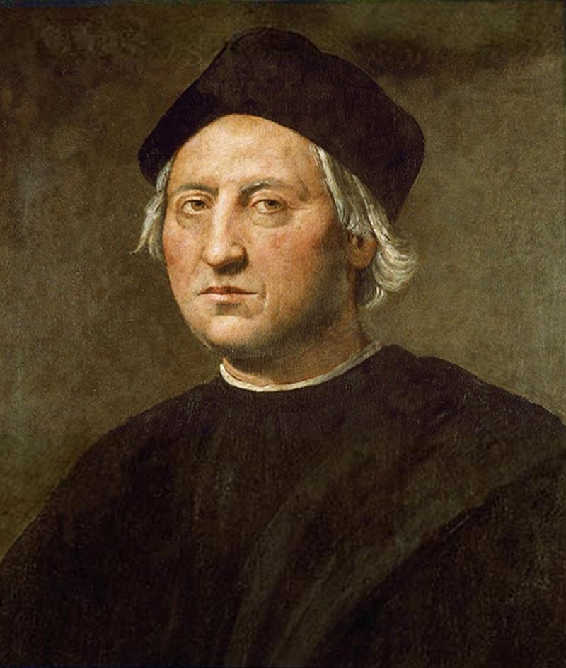 Cristofor Columb - Portret