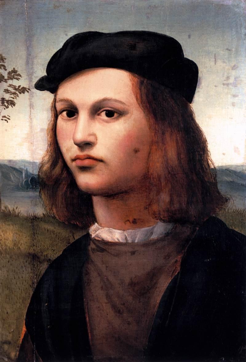 Ridolfo Ghirlandaio - Autoportret
