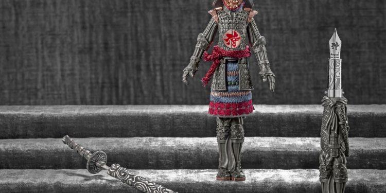 Montegrappa Samurai