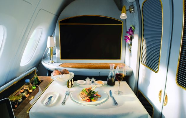 Emirates - Food and Wine Channels