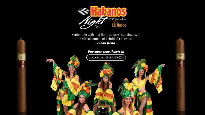 El Unico - Habanos Night