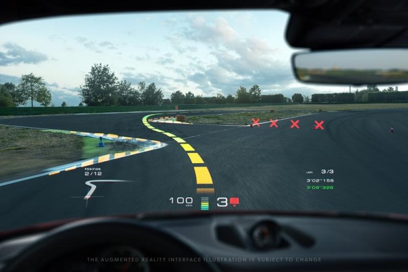 Porsche - WayRay