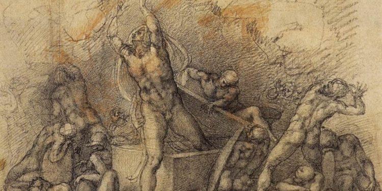 Michelangelo - Resurrection