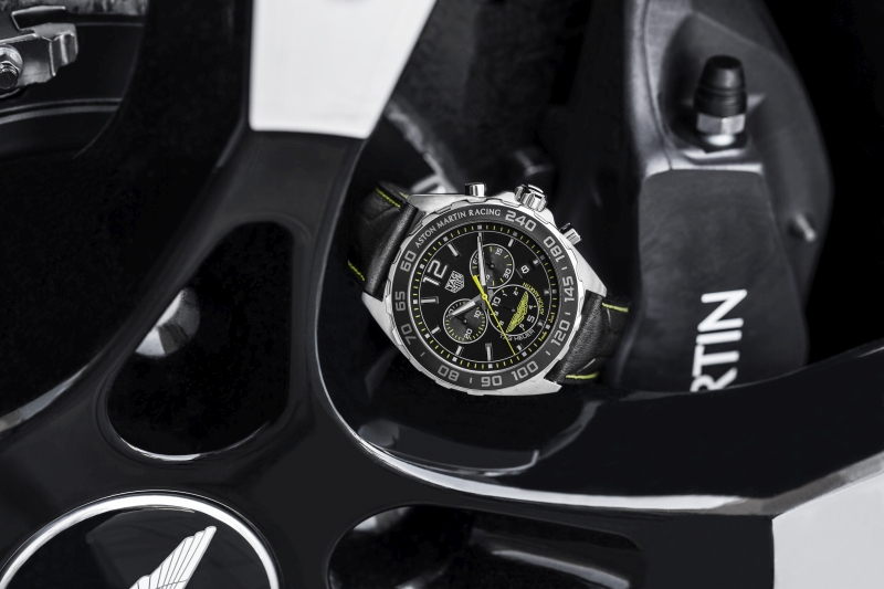 TAG Heuer Carrera Caliber Heuer 01 Aston Martin Special Edition