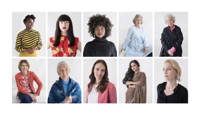200 de femei care vor schimba modul în care vezi lumea