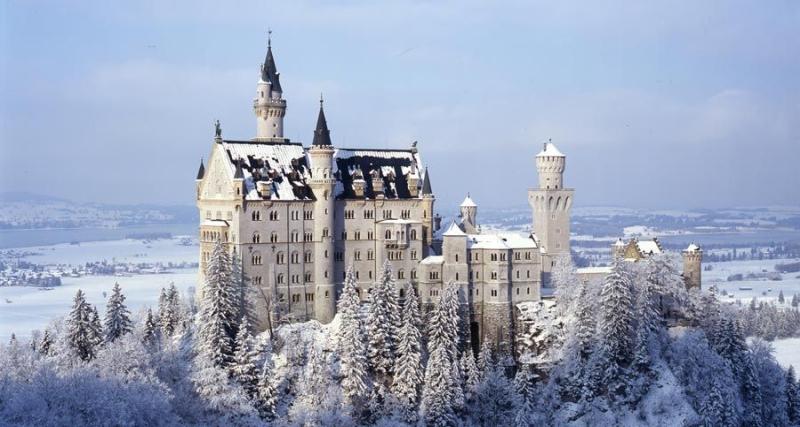 cinci drumuri de iarna