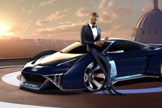 Audi RSQ e-tron