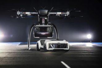 Audi, Airbus şi Italdesign