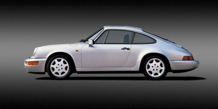 911 Carrera 4, Typ 964