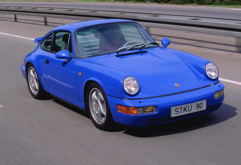 911 Carrera 2/4 Coupé, Typ 964