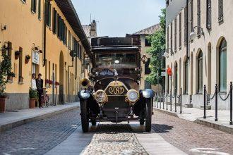 SCAT 25/35 HP Landaulet-Limousine