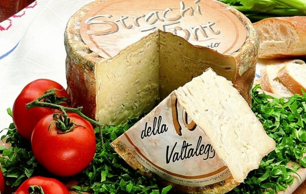 Strachitunt cheese