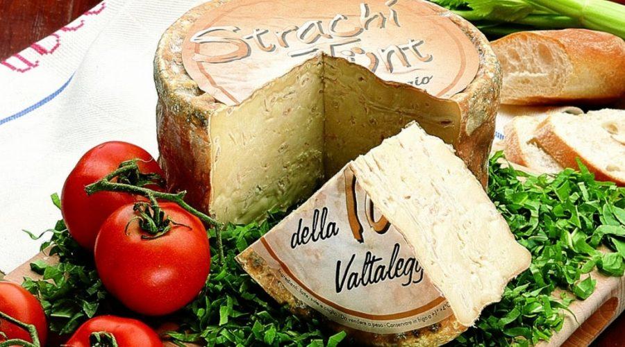 Strachitunt cheese