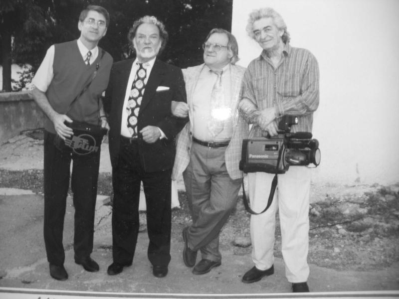 Victor Colonelu & Alecu Croitoru & Geo Saizescu & Pompiliu Galmeanu