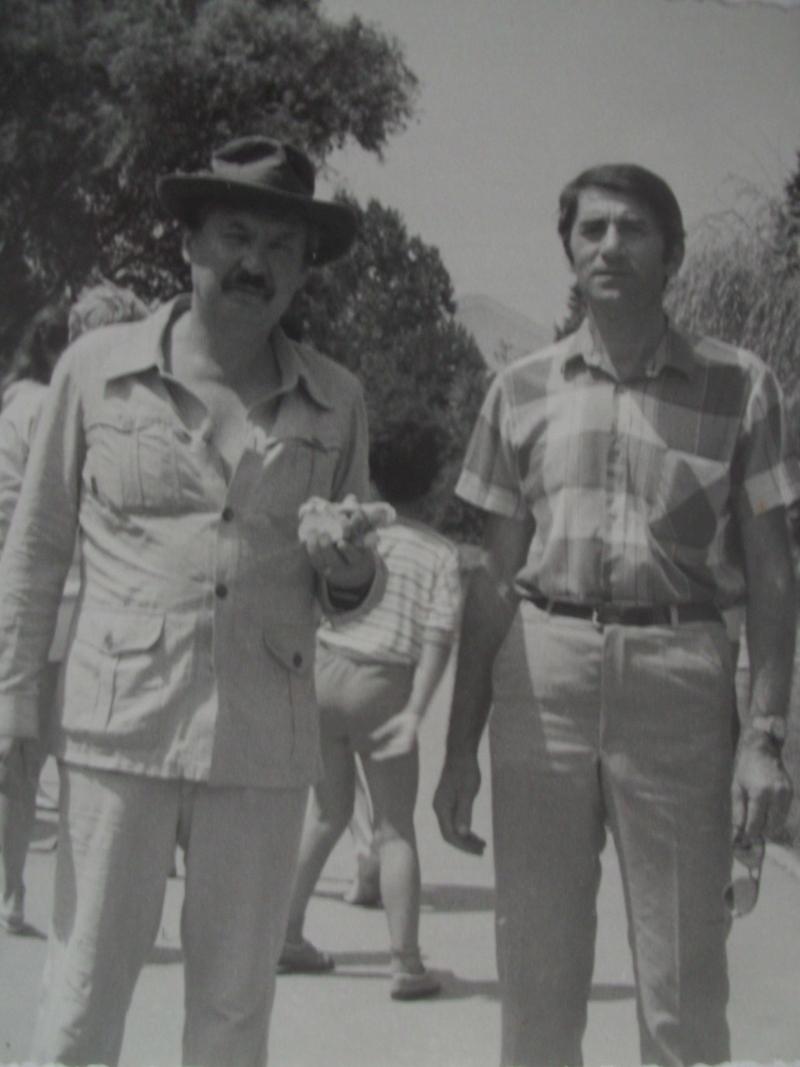 Nicolae Corjos & Victor Colonelu