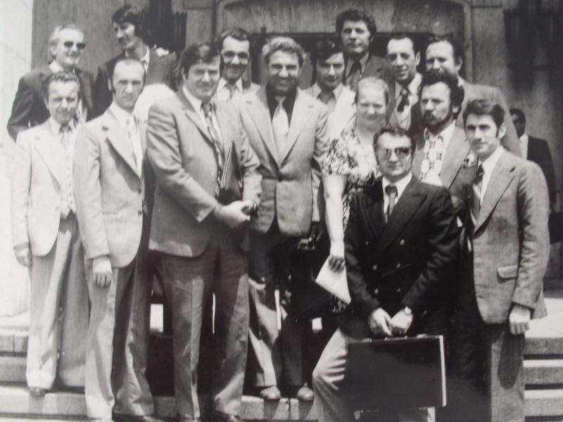 Victor Colonelu & Ion Popescu Gopo & Alecu croitoru