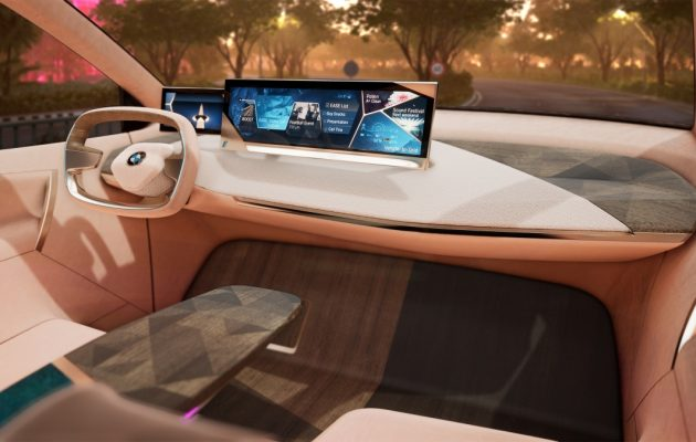 BMW Vision iNext - Los Angeles