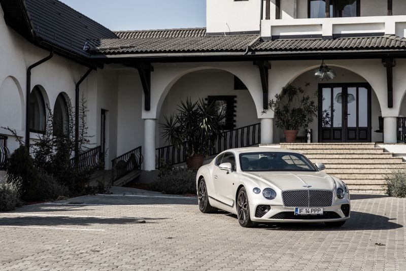 Premium PR - Bentley Continental GT