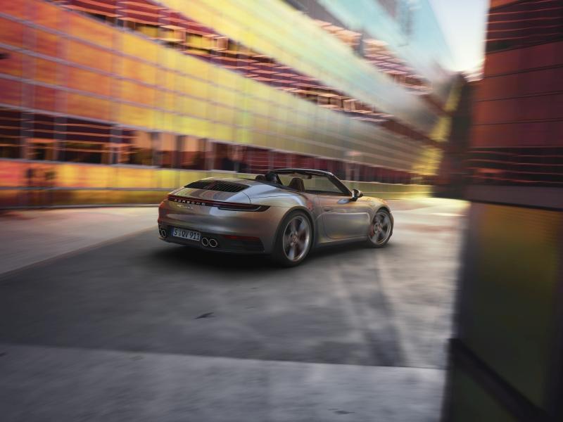 911 Cabriolet