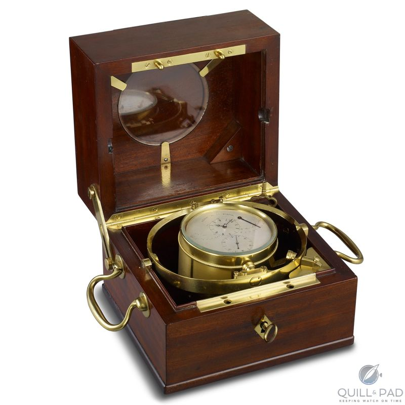 Breguet Marine Chronometer