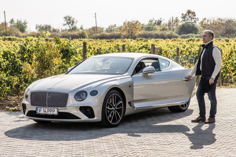 Premium PR - Bentley Continental GT