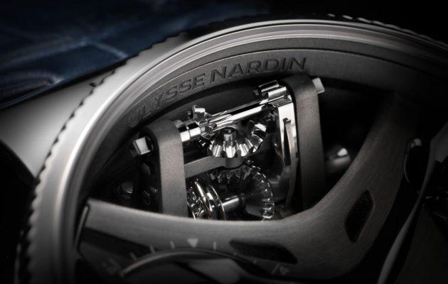 Ulysse Nardin – Marine Mega Yacht