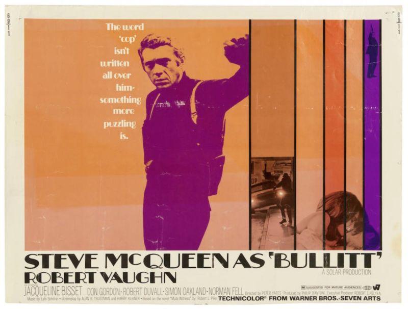 Steve McQueen - Bullitt