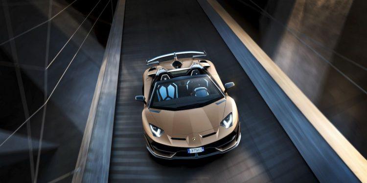 Aventador SVJ Roadster