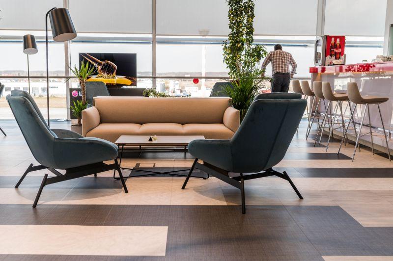 Salonul VIP - Aeroportul Henri Coandă