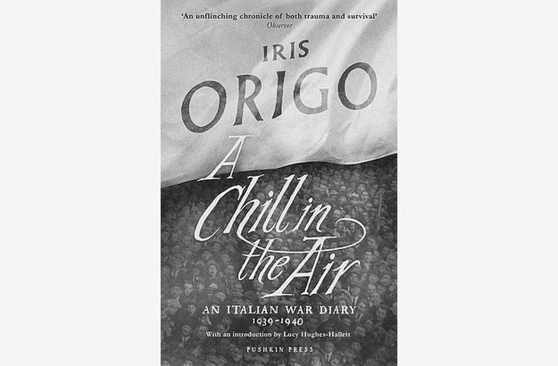 A Chill in The Air - Iris Origo
