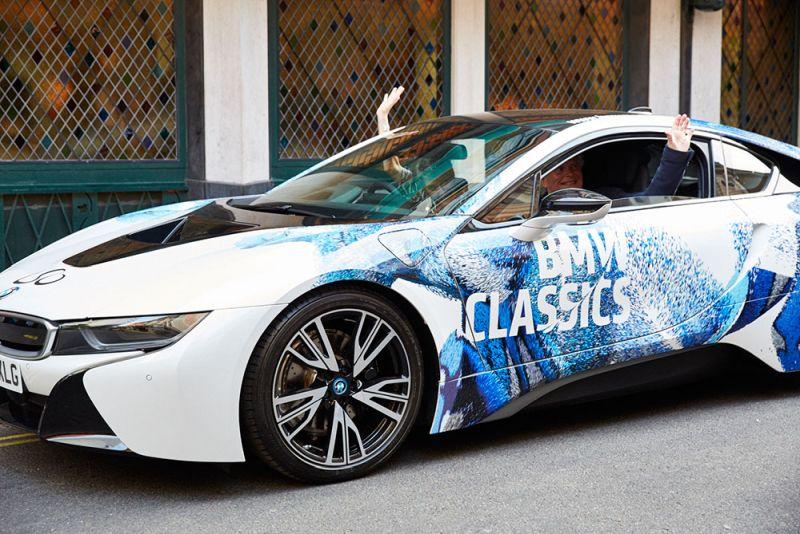 BMW Classic - London