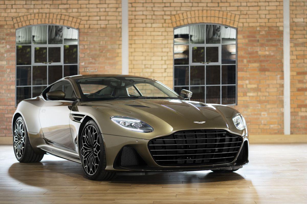 Aston Martin DBS Superleggera (OHMSS)