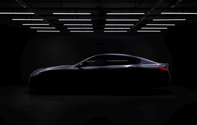 BMW Seria 8 Gran Coupé