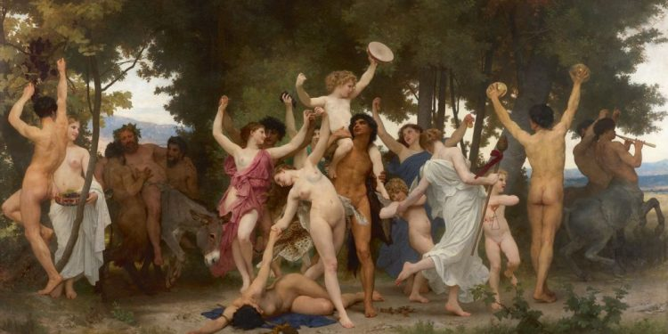 Sotheby's - La Jeunesse de Bacchus